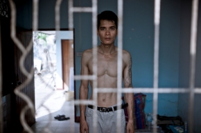 Soe Lwin, former political prisoner from Burma
