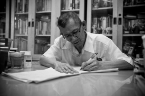 Ludu U Sein Win, veteran journalist and political dissident from Burma